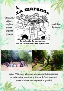 page 1 proposition d'été